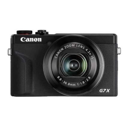 Фотоаппарат цифровой Canon PS G7 X Mark III BK