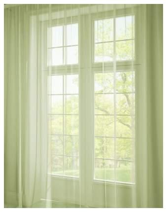Kauffort Классические шторы Nina Цвет: Мятный