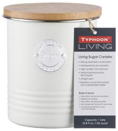 Емкость для хранения сахара Living кремовая 1 л