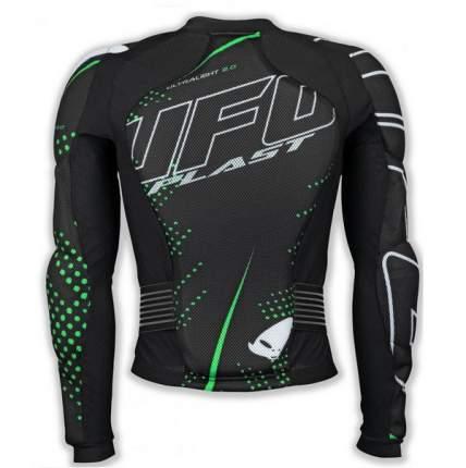 Защитная куртка NIDECKER Ultralight 2.0 Bodyguard черный, S/M