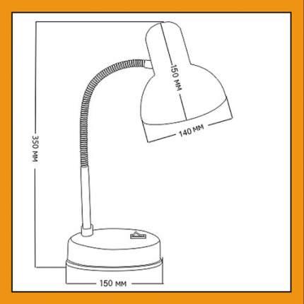 Настольный светильник Ultra LIGHT MT2077A 40Вт 220В ЛН Е27