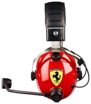 Игровые наушники Thrustmaster T.Racing Scuderia Ferrari Edition