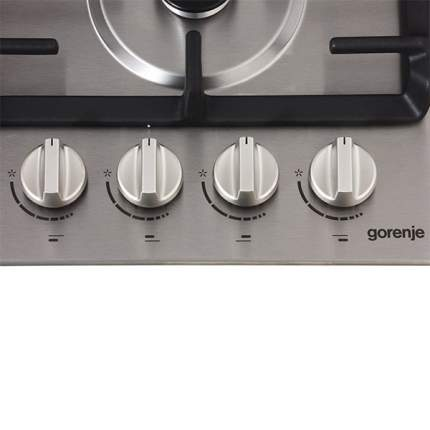 Встраиваемая газовая панель Gorenje GW 641 AX