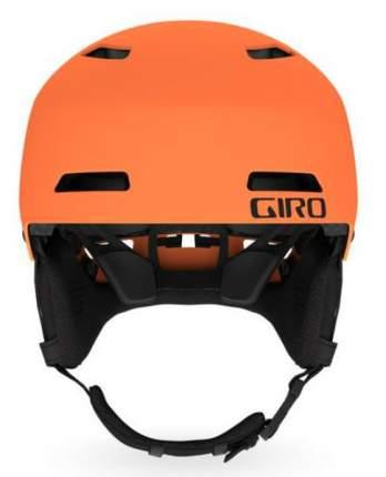 Горнолыжный шлем Giro Ledge 2019, оранжевый, M