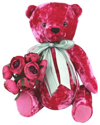 """Мягкая игрушка """"Медведь БернАрт"""", цвет розовый, 30 см Budi Basa"""