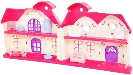 """Кукольный домик """"Сказка"""" с набором мебели (12 элементов)"""