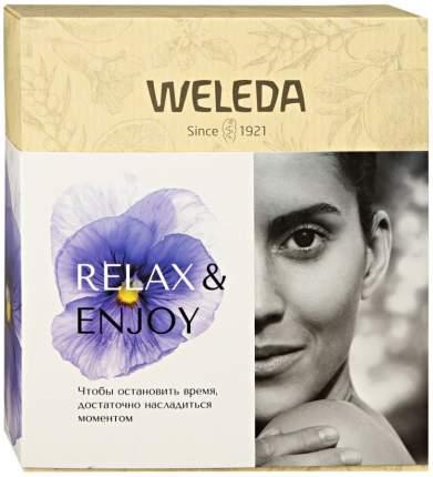 Набор средств по уходу за телом Weleda Relax and Enjoy Set