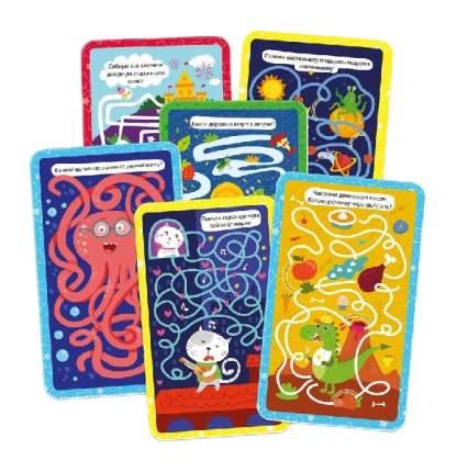 Книга. Умные карточки. Весёлые лабиринты Malamalama