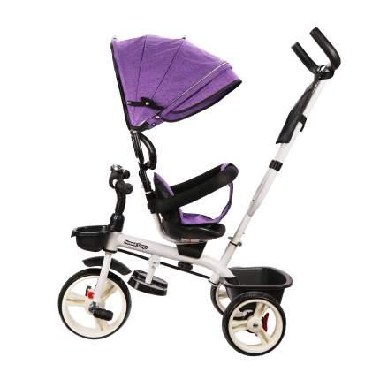 Велосипед трехколесный Новый Старт 360° фиолетовый 641228