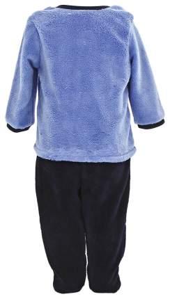 Комплект одежды Vitamins BE1215 6 мес голубой