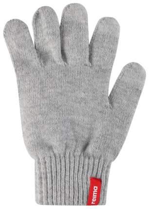Перчатки Reima ahven, серый, р.05