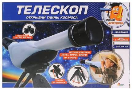 Телескоп детский Играем вместе Юный астроном KY-Z5AB883-RU