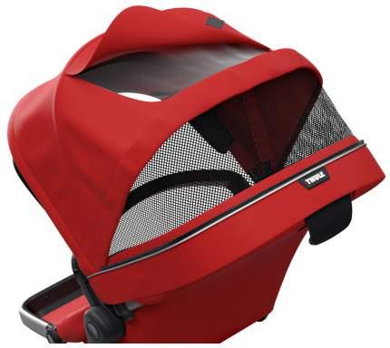 Второй прогулочный блок Thule Sleek sibling seat Energy red