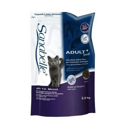 Сухой корм для кошек Bosch Sanabelle Adult, страус, 2кг