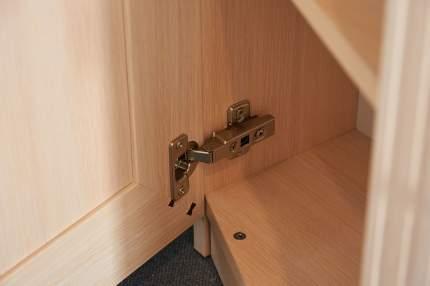 Шкаф книжный Hoff Montpellier 80085721 33,4х30,9х239,5, дуб млечный