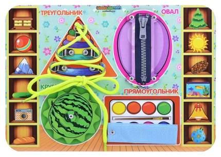 Развивающая игрушка Woodland Геометрические формы 112202 в ассортименте