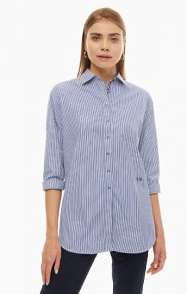 Блуза женская Tommy Hilfiger синяя 40