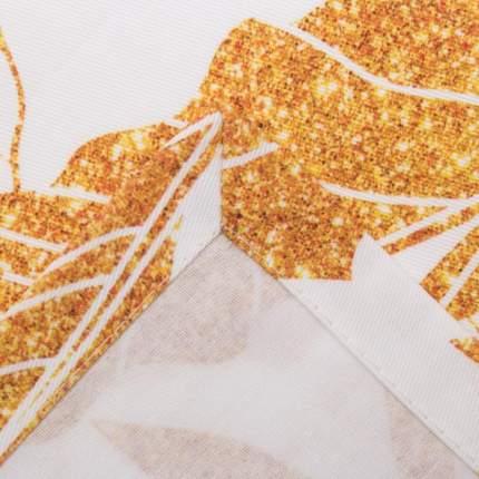 Салфетка ЭТЕЛЬ набор с декоративными кольцами Gold 40х40 см - 2 шт.