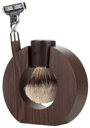 Набор для бритья MONDIAL SPHAERA дерево венге