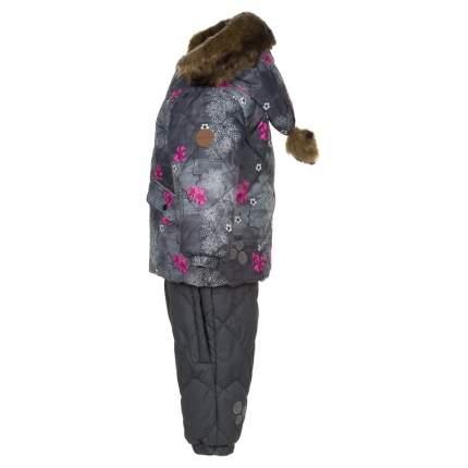 Комплект верхней одежды Huppa, цв. серый р. 80