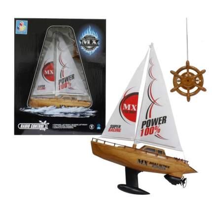 Лодка парусная на р.у., 39 см