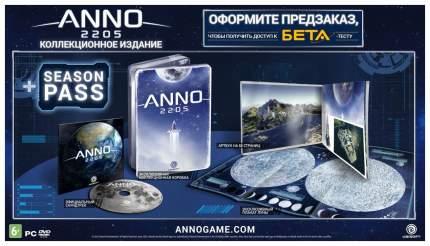 Игра для PC Anno 2205.Коллекционное издание