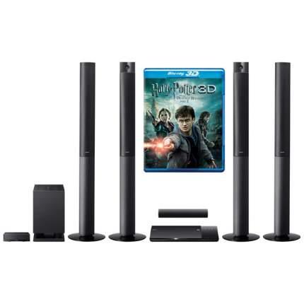 """Театр с напольной акустикой Sony BDV-N990W+диск """"Harry Potter"""""""