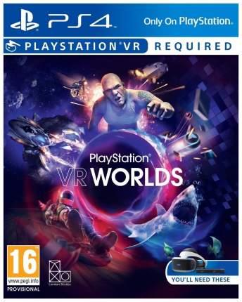 Игра для PlayStation 4 VR Worlds (только для VR)