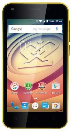 Смартфон Prestigio Wize L3 Duo 4Gb Yellow (PSP3403)