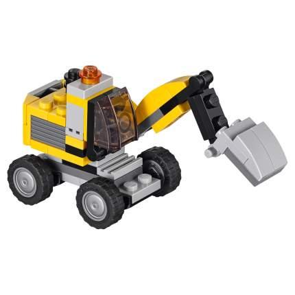 Конструктор LEGO Creator Мощный экскаватор (31014)
