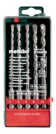 Бур SDS+ для перфоратора metabo 626243000