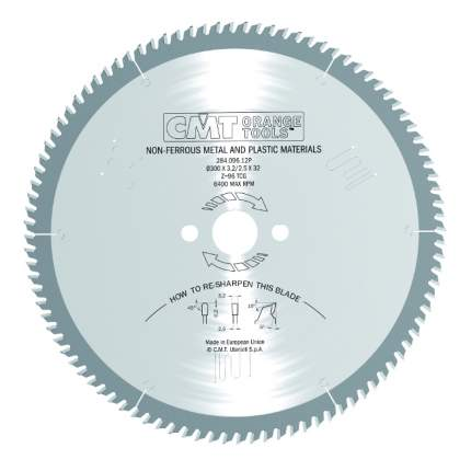 Пильный диск по дереву  CMT 284.096.12P