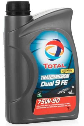 Трансмиссионное масло TOTAL Transmission Dual 9 FE 75W90 1л (201656)