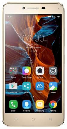 Смартфон Lenovo Vibe K5 Plus Dual SIM Gold (A6020A46)
