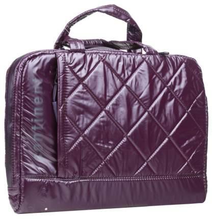 """Сумка для ноутбука 12"""" Continent CC-071 Violet"""