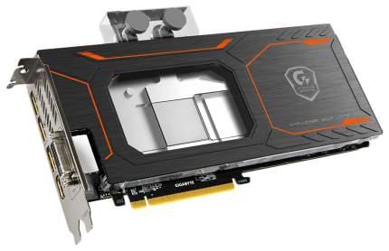 Видеокарта GIGABYTE Xtreme Gaming Waterforce GeForce GTX 1080 (GV-N1080XTREMEWB-8GD)