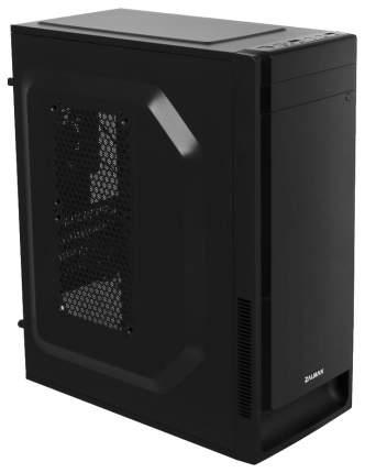 Компьютерный корпус Zalman ZM-T2 Plus без БП black