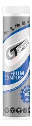 Смазка синяя GT OIL Lithium Complex Grease 0,4 л