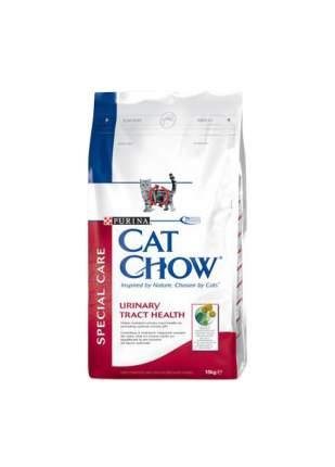 Сухой корм для кошек Cat Chow Special Care Urinary Tract Health, при МКБ, птица, 15кг