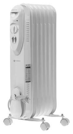 Масляный радиатор Timberk Compact TOR 21.1507 SLX белый