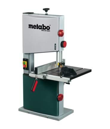 Пила ленточная Metabo BAS 260 Swift зеленый (0090025100)