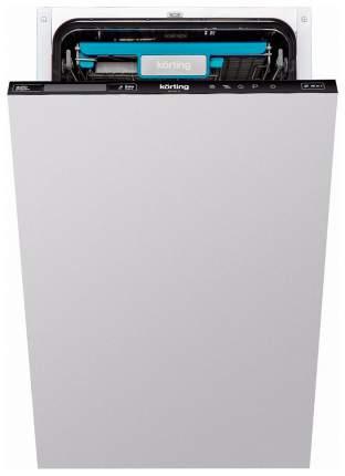 Встраиваемая посудомоечная машина 60 см Korting KDI 45175