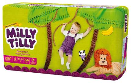 Подгузники Milly Tilly Junior 5 (11-25 кг), 54 шт.