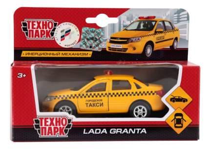 Коллекционная модель Технопарк Лада Гранта Такси