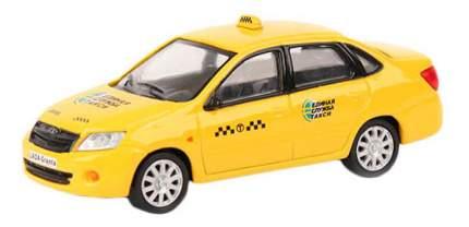 Коллекционная модель Carline 1:43 Lada Granta - Такси