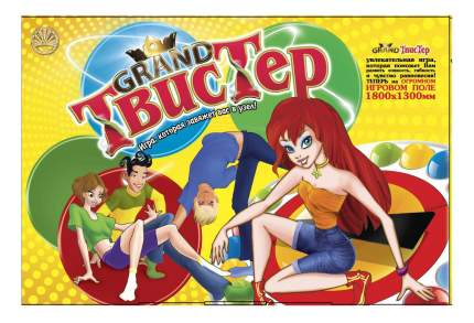 Семейная настольная игра Лапландия Грандтвистер 35127
