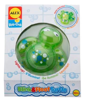 """Интерактивная игрушка для купания ALEX """"Черепашка"""""""