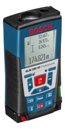 Лазерный дальномер Bosch GLM 250 VF 601072100