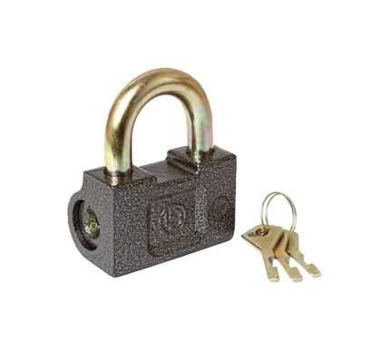 Замок навесной, дисковый механизм секрета, ВС2-9