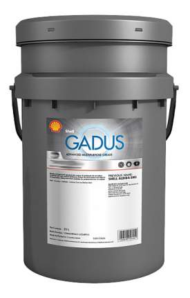 Специальная смазка для автомобиля Shell Gadus S5 V142W 00 18 кг
